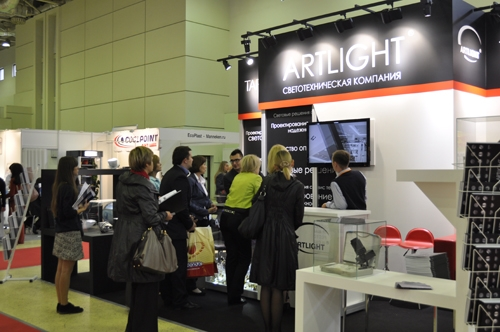 Shop Design & Retailtec Russia 2011